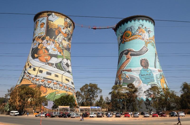 Image result for سووتو آفریقای