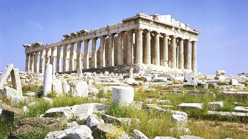 آکروپلیس یونان