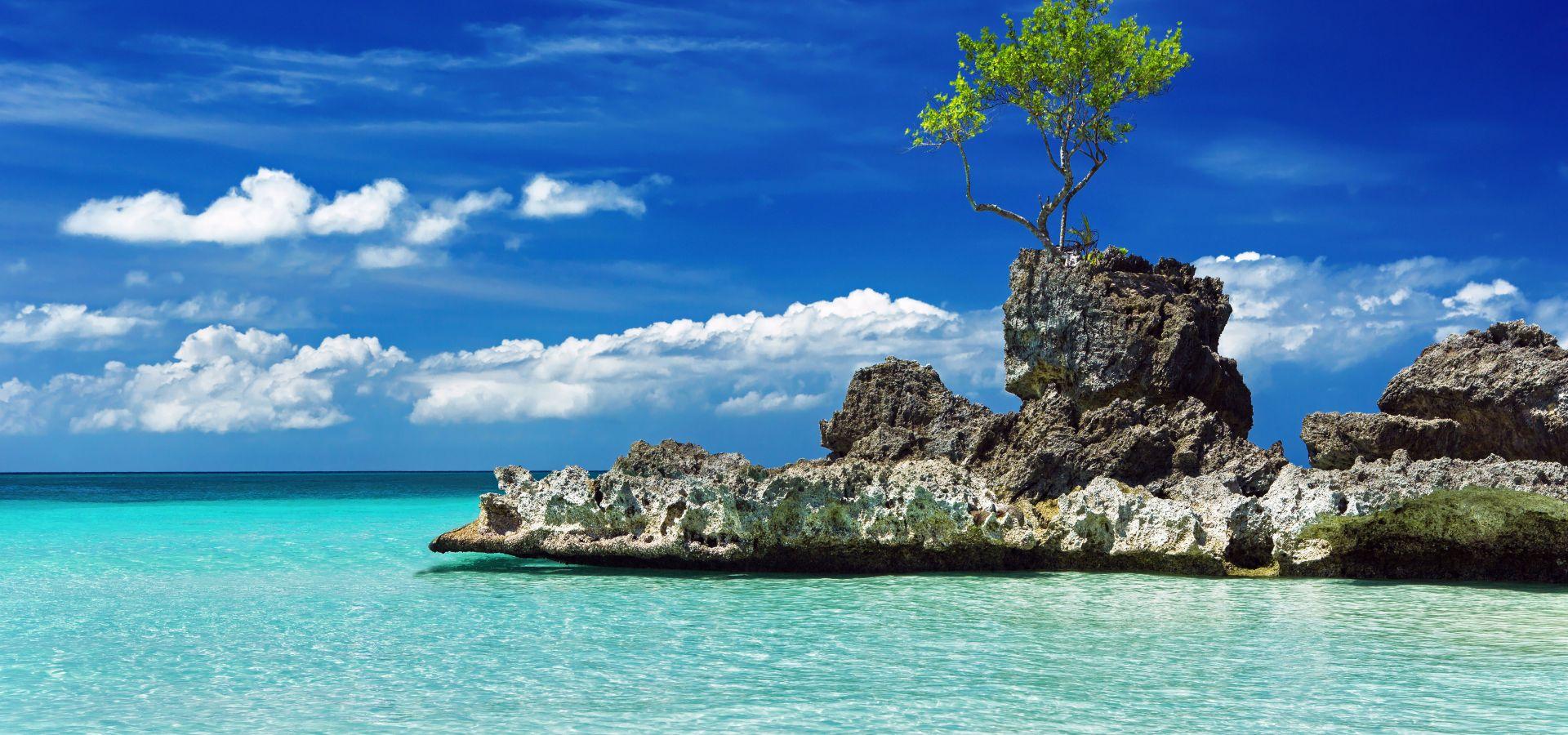 جزیره Boracay در فیلیپین