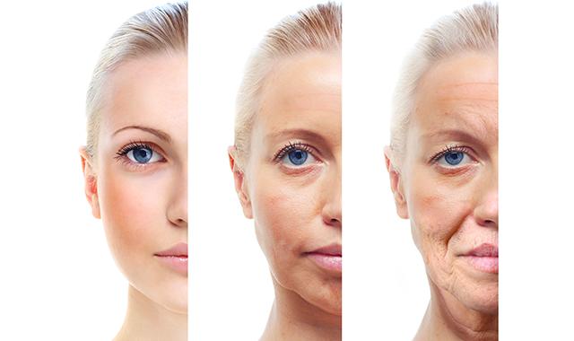 پوست و دهههای زندگی